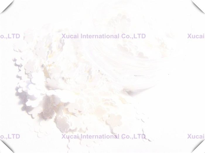 Flower Shape Nail Glitter -9