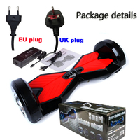 MAOBOOS 8 Inch Bluetooth Hoverboard Samsung Battery Two Wheel Self Balance Electric Scooters Smart Balance Hover