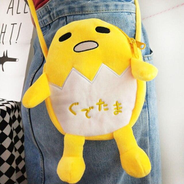 Kawaii Anpanman Totoro Gudetama Plush Soft Toy Funny Birthday Gift For Girlfriend Valentine Small Christmas Cute Plushies 18cm
