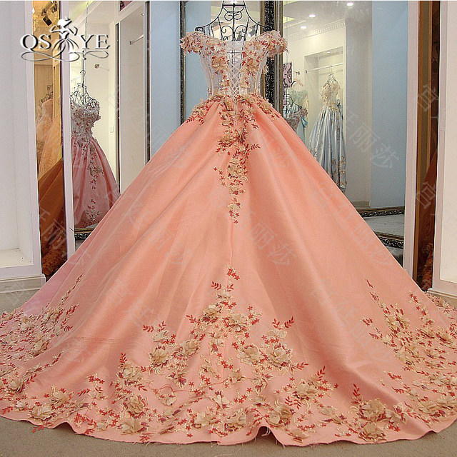 Elegant Long Prom Dresses 2018