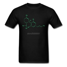 C.B.D. Atomic Structure Chemistry T Shirt Short Sleeve Custom Brand Clothing Random 3XL Cotton Science Graphy Tees Shirt
