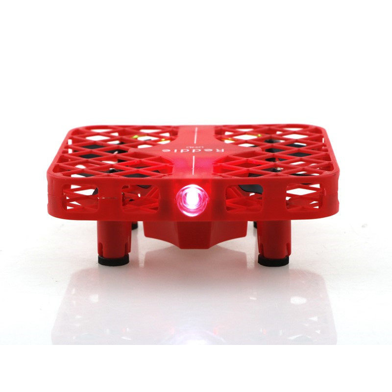 DHD D3 Mini Drone One Key Return Mesh Headless Mode 2.4G 4CH 6-Axis RC Quadcopter RTF Helicopter Red Drones