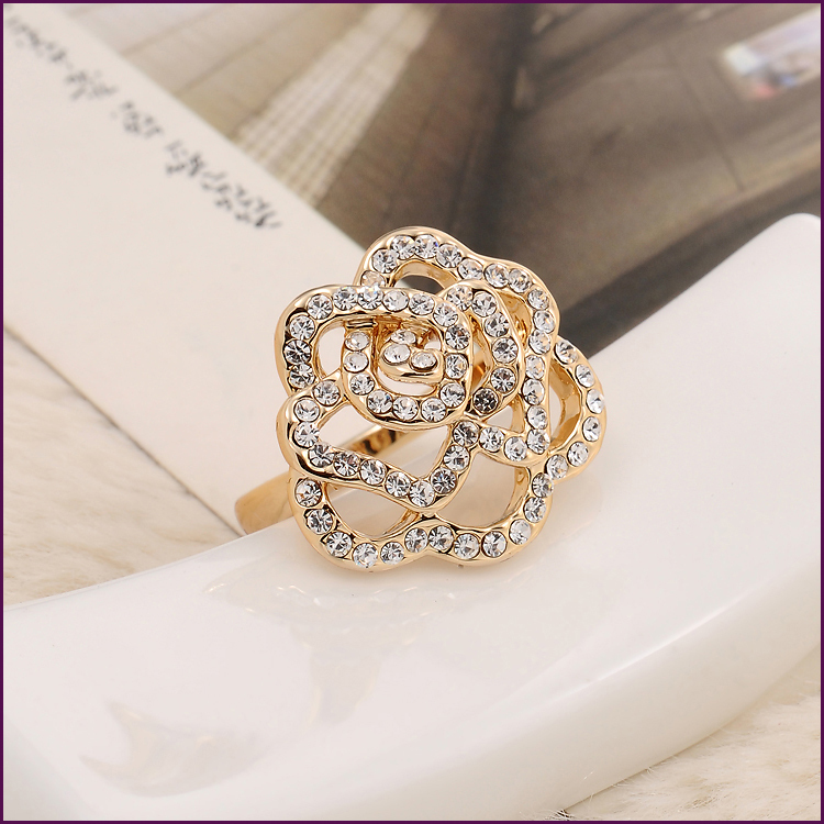 Inspirational Gold Ring New Style   Jewellry\'s Website