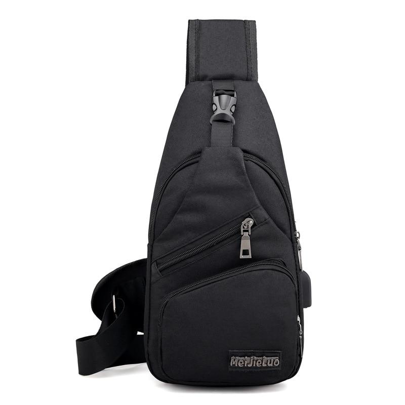 c83af8e0571 Bolsas de hombro carga USB Crossbody bolsos hombres antirrobo bolso escuela  verano corto viaje mensajeros bolsa 2018 nuevo llegada en Crossbody bolsos  de ...