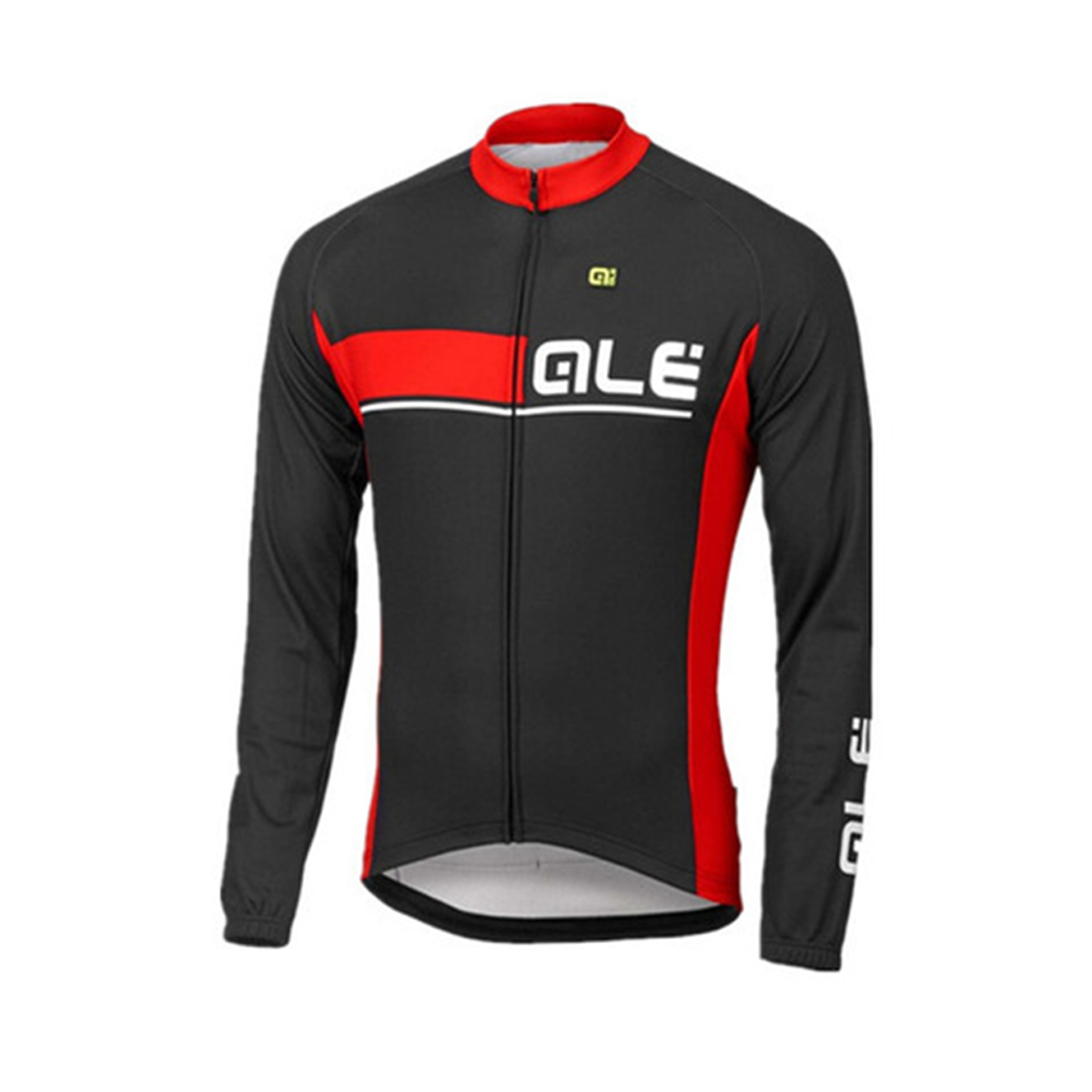 Ale 2017 Spring/Autumn Men`s Breathable Pro Team Cycling Jersey Quick Dry MTB Bicycle Clothing Ropa Ciclismo Maillot