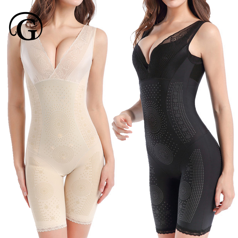 Slimming Lingries PRAYGER Full Body Shapers Women Recovery Waist Corset Control Tummy Trimmer Bodysuits Lift Butt Shapewear
