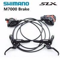 SHIMANO NEW SLX M7000 Brake Mountain Bikes Hidraulic Disc Brake MTB BR BL M7000 800/1400 Left & Right