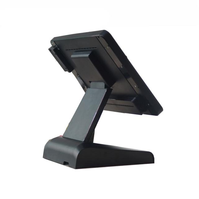 Compos – ensemble de Scanner de caisse enregistreuse, écran tactile noir de 15 pouces, pour centre commercial, hôtel, disque dur de 1619 go, 320 2