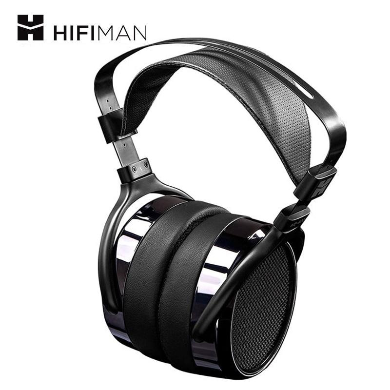 100% Originale HIFIMAN HE400i HE-400i Full-Size Over-Ear Planare Magnetico Aperto Indietro Audiophile Per Cuffie