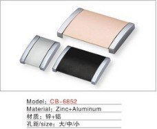 Best selling Zinc Alloy Kitchen Cabinet Furniture Handle CB6852