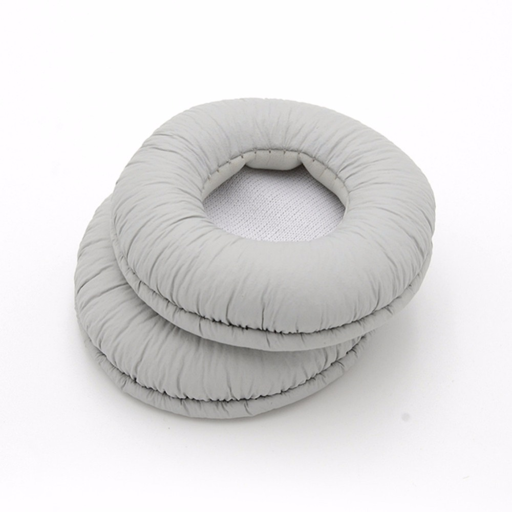 Gray Replacement Foam Ear Pads Pillow Earpads Cushions Covers Cups Repair Parts for TELEX AIRMAN 750 Aviation Headset Headphones