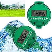 ЖК-дисплей домашний автоматический электронный таймер воды орошения сада контроллер цифровой интеллект полива водостойкая система
