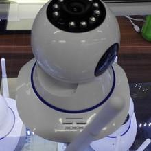 Wi-Fi ip-камера 720 p 1280*720 P 1.0mp звук для камеры onvif P2P беспроводная наружная сетевая камера безопасности, ip камера CCTV Iphone Android