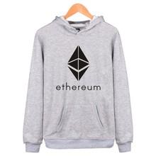 Hip Hop harajuku Ethereum hoodies moleton masculino sweatshirt Men/Women hoodie autumn clothing tracksuit streetwear