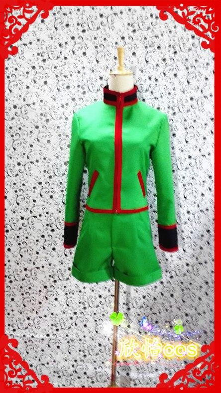 HUNTERxHUNTER Gon Freecss kimono  Cosplay Costume custom any size
