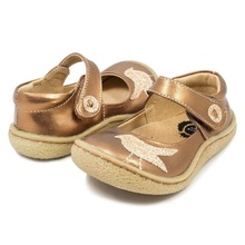 أحذية أصلية عالية الجودة من TipsieToes للأطفال من الجلد الطبيعي أحذية أطفال بناتي للأطفال للشتاء مواكبة للموضة شحن مجاني