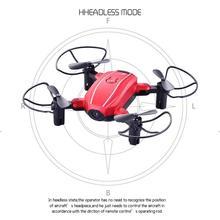 Original Controle App WiFi FPV Quadcopter UAV Zangão Aeronave Real-Tempo de Iluminação LED Mini Câmera FPV HD