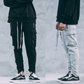 New  Fashion Kanye West Joggers pants Sweatpants Men's Pants Full Length Men HIPHOP joggers Pants Plus Size Trousers Sweatpants