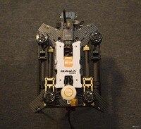 680 Daya 680 daya 680 Folding 4 Axis Carbon Fiber UAV H4 Quadcopter Frame w/Landing Gear for FPV RC Multicopter Drone Frame Kit