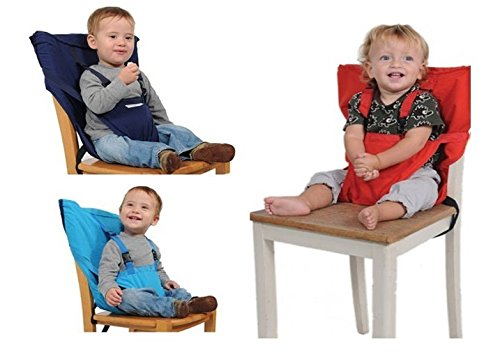 cloth portable high chair lawn webbing kit sack seat n travel booster baby harness washable packable