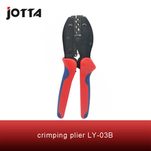 LY-03B crimping tool plier 2 multi tools hands LY Ratchet Crimping Plier (European Style)