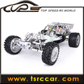 1/5 ventas 30.5cc coche RC Rovan Baja SS con 2.4 G 3 canales controlador