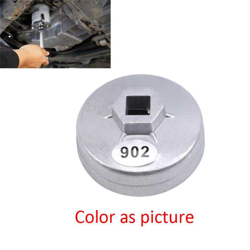 1pc Cap Type Oil Grid Key Assembly And Disassembly Filter Wrench Removal Sleeve Maintenan Colour As Picture