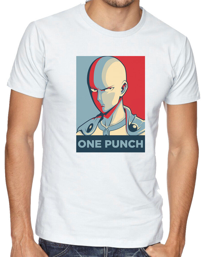 Home Diplomatic One Punch Man Wanpanman Japanese Manga Men Women Unisex T-shirt 677cartoon T Shirt Men Unisex New Fashion Tshirt Free Skillful Manufacture