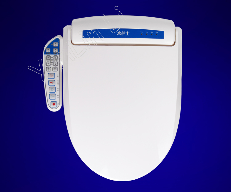 Intelligent Toilet Cover Heated Seat Bathroom Multifuntional Toilet Seat With English Manual kitbob221hoshg2500 value kit hospeco health gards toilet seat covers hoshg2500 and bobrick stainless steel toilet seat cover dispenser bob221