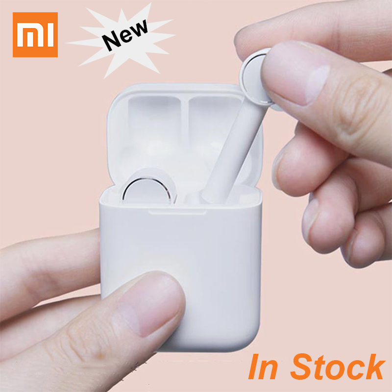 2019 New Xiaomi Air Bluetooth Earphones true wireless portable ANC Noise Cancelling For IOS And Android