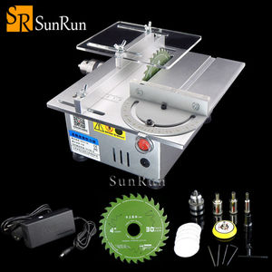 Multifunctional Mini Table Saw
