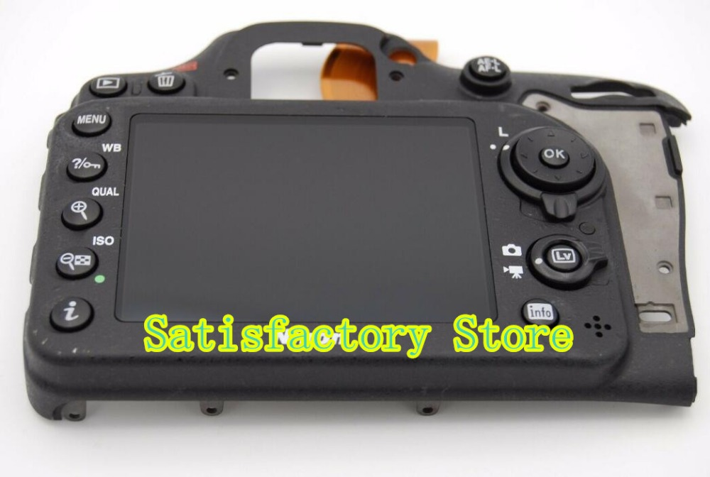 95%New D7200 back cover For Nikon D7200 Rear Cover Button Flex with LCD key FPC Camera repair parts95%New D7200 back cover For Nikon D7200 Rear Cover Button Flex with LCD key FPC Camera repair parts