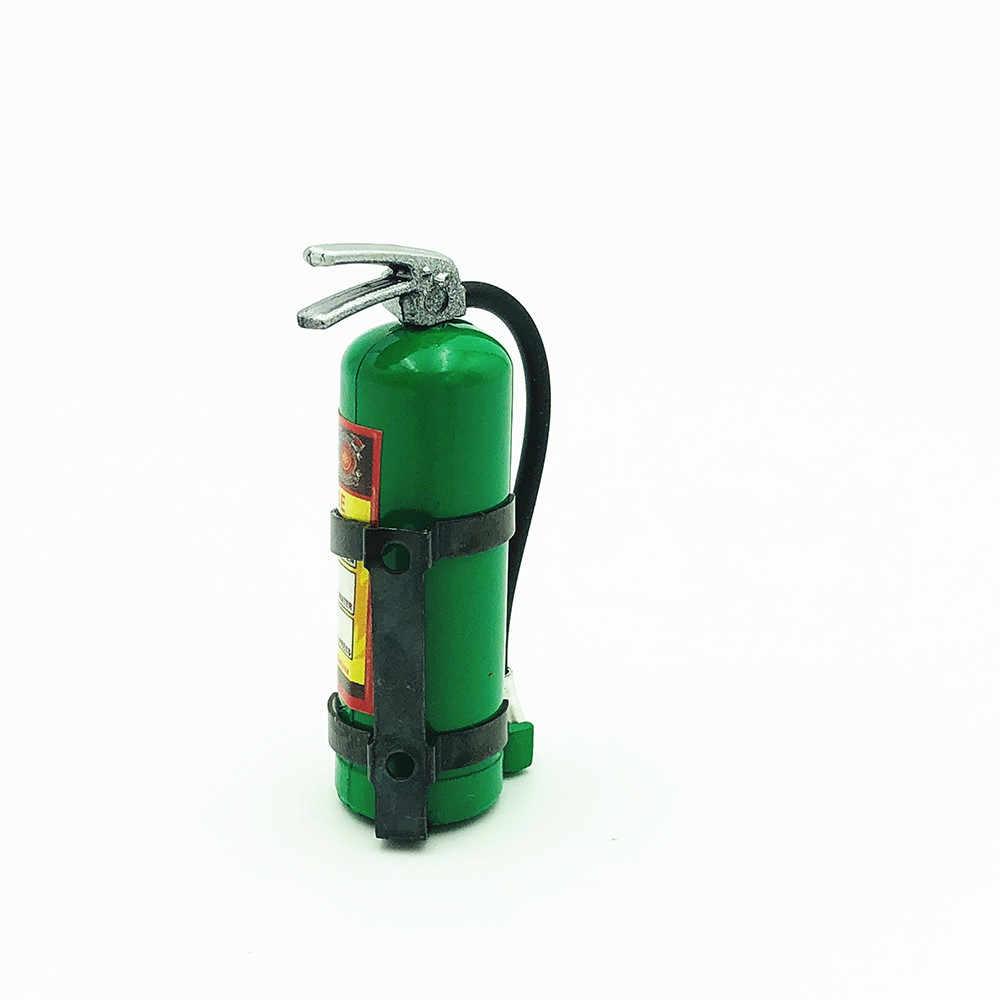 Pour Axial SCX10 TRX4 1/10 RC chenille accessoire pièces nouveau modèle d'extincteur pour Axial SCX10 TRX4 RC pièces jouets pour enfants
