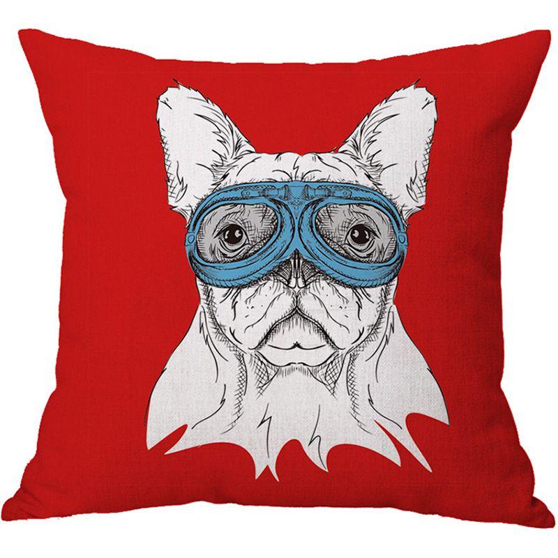 Мопс для чохлів для собак Постільна - Домашній текстиль - фото 3