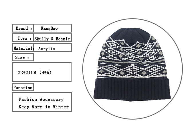 fashion beanie hat skully (2)