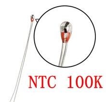 3D printer NTC thermistor 100 K Accuracy 1% B value 39501.8MM Temperature Sensor for RAMPS 1.4 Prusa Delta Printers