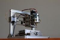 DIY Acrylic Engraving Machine Carving Wood Soft Metal With Laser Direct Laser Engraving Machine