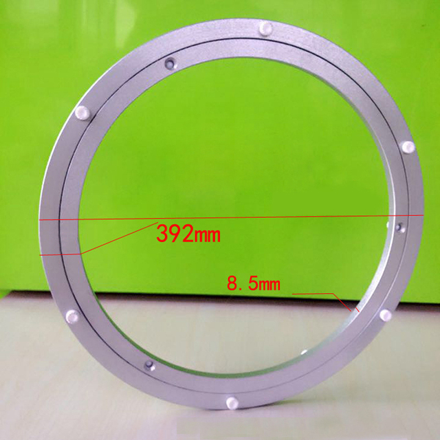 Tools Amicable Lazy Susan Ball Bearing Metal Swivel Plate Power Tool Accessories