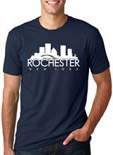 Rochester New York T Shirt NY Hometown Pride Tee Harajuku Tops t shirt Fashion Classic Unique free shipping