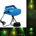Высокая лазерная Мини-Алюминий LED Стадии Лампа Указатель Дискотека Этап Освещения Рождество Свадьба Бар Открытый Крытый свет Проектора