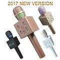2017 Новый Q7 караоке микрофон HD hands-free мобильный телефон Bluetooth колонки можно вставить Udisk креативный мини стерео портативный