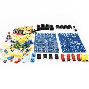 Image 4 - Lusya 2pcs QUAD405 Audio Power Amplifier Board 100W*2 stereo audio Amplifier DIY KIT Assembled board