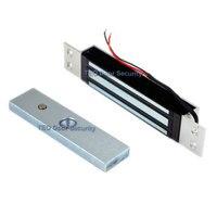 Embedded Electromagnetic Lock 350bls 180KG DC12V Covered Installation of Electric Lock Secretly Installed Single Door EM Lock