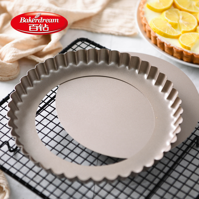 Removable bottom tart pans opinion