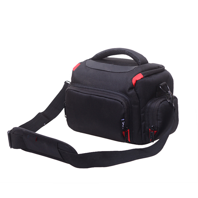 DSLR Camera Bag w/ Rain <font><b>Cover</b></font> Video Photo Bags for Camera <font><b>Canon</b></font> 600D 650D 700D 750D 760D <font><b>60D</b></font> 70D 6D 100D 1100D image