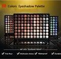 88 цвет Палитры Теней Профессиональный Макияж Указан Pro 88 Цвет Тени Для Век Палитра Теней Для Век Косметика Для Макияжа Тени для век DHL бесплатно