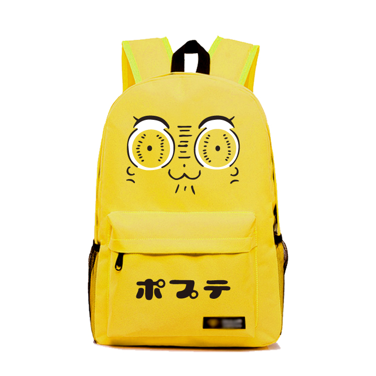 Anime POP TEAM EPIC Cosplay canvas student backpack men and women travel bag anime death note cosplay anime backpack male and female student bag travel backpack
