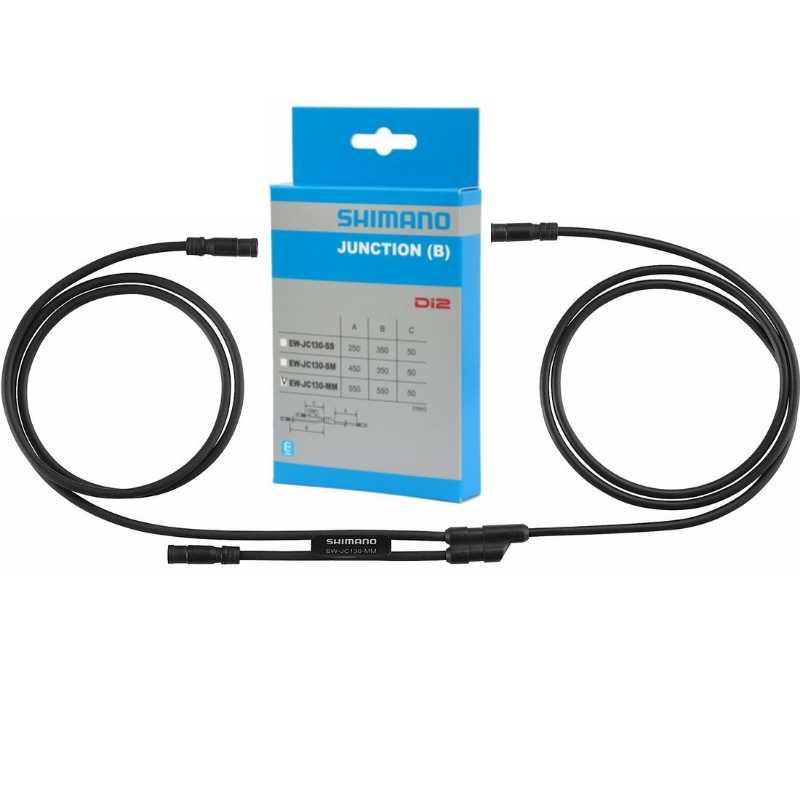 250mm 50mm New Shimano EW-JC130 Di2 Y-Split E-Tube Wire SS 350mm