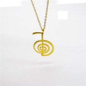 4 цвета s Новое ожерелье молекулы Cho Ku Rei Science, серебряные ожерелья и подвески, модные ювелирные изделия для женщин и мужчин