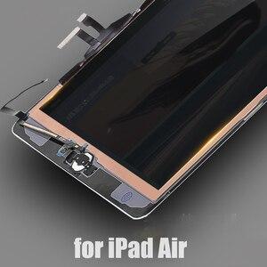 Image 2 - BFOLLOW Touch Screen für iPad Air 1 Panel Montage mit Home Button für iPad 5 Kostenloser Fix werkzeuge A1474 A1475 a1476 Ersatz